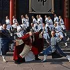 Siu-Wong Fan, Tony Liu, and Darren Leung in Wu Seng (2007)