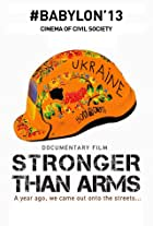 Stronger Than Arms