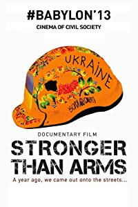 New movie trailer free download Stronger Than Arms [4K