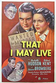 J. Edward Bromberg, Rochelle Hudson, and Robert Kent in That I May Live (1937)