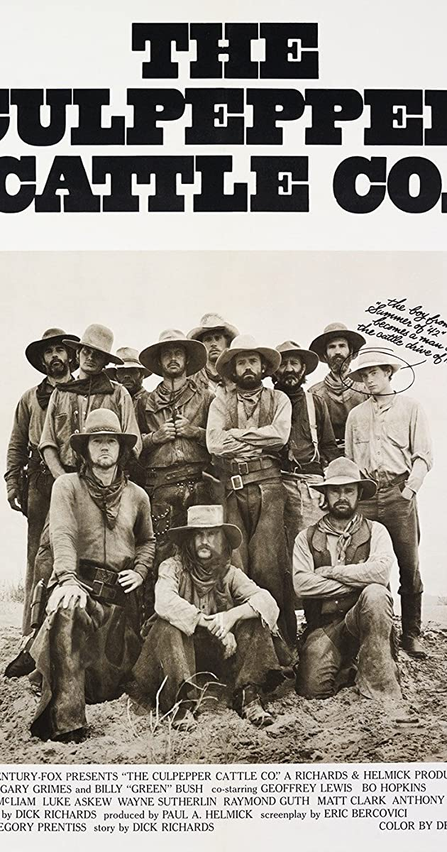 The Culpepper Cattle Co. (1972) Subtitles