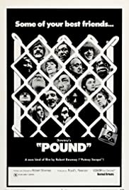 Pound (1970) Poster - Movie Forum, Cast, Reviews