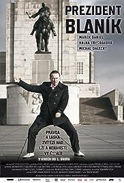 Prezident Blaník Poster