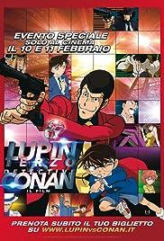 Lupin III vs. Conan Poster