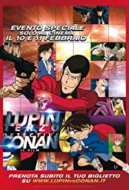 Lupin III vs. Detective Conan: The Movie Poster