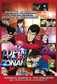 Primary photo for Lupin III vs. Detective Conan: The Movie