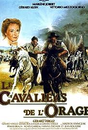 Les cavaliers de l'orage Poster