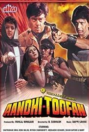 Aandhi-Toofan Poster