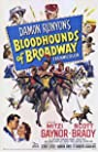 Bloodhounds of Broadway (1952) Poster