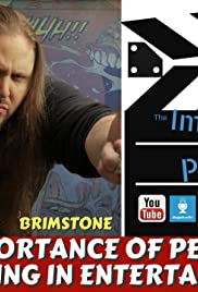 The Importance of Personal Branding in Entertainment with Brimstone Poster