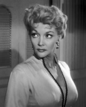 Mari Blanchard in Bronco (1958)