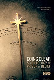 Going Clear: Scientology & the Prison of Belief Poster