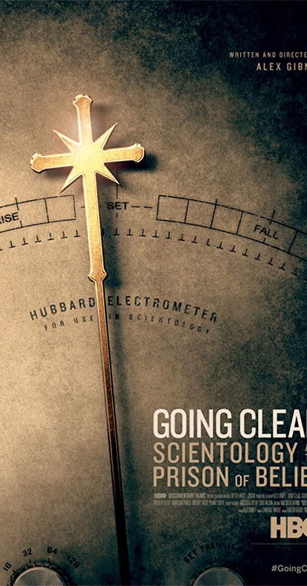 Subtitle of Going Clear: Scientology and the Prison of Belief