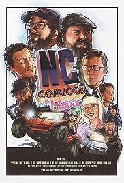NC Comicon: The Movie Poster