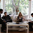 Randall Batinkoff, Olivia d'Abo, Anthony Montgomery, and Betsy Landin in Angie: Lost Girls (2020)
