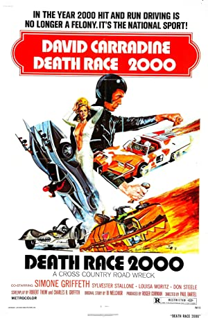 Permalink to Movie Death Race 2000 (1975)