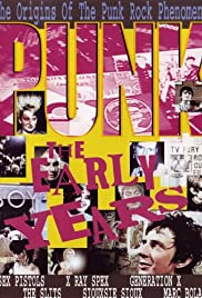 Punk: The Early Years Poster
