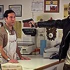 Chris Marquette and Michael Eklund in Chokeslam (2016)