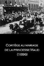 Cortège au mariage de la princesse Maud (1896)