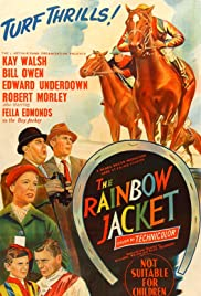 The Rainbow Jacket Poster