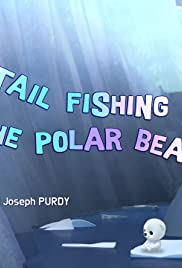Tail-Fishing with the Polar Bear Poster