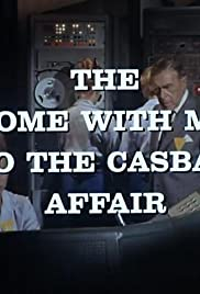The Come with Me to the Casbah Affair Poster