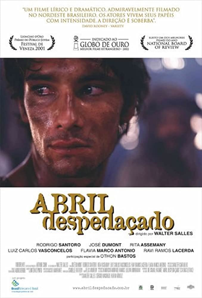 Rodrigo Santoro in Abril Despedaçado (2001)