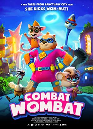 Combat Wombat (2020) Full Movie HD