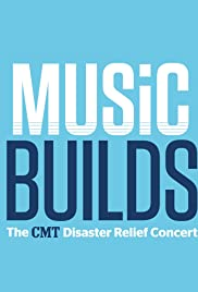 Music Builds: The CMT Disaster Relief Concert Poster