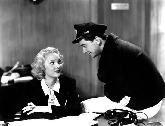 Robert Young and Shirley Chambers in Vagabond Lady (1935)