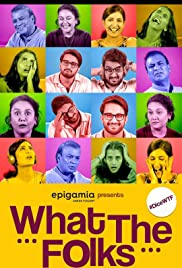 What the Folks Poster