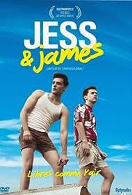 Nicolás Romeo and Martín Karich in Jess & James (2015)