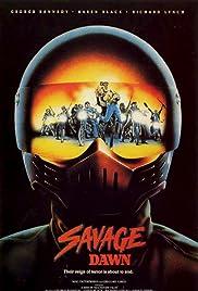 Savage Dawn(1985) Poster - Movie Forum, Cast, Reviews