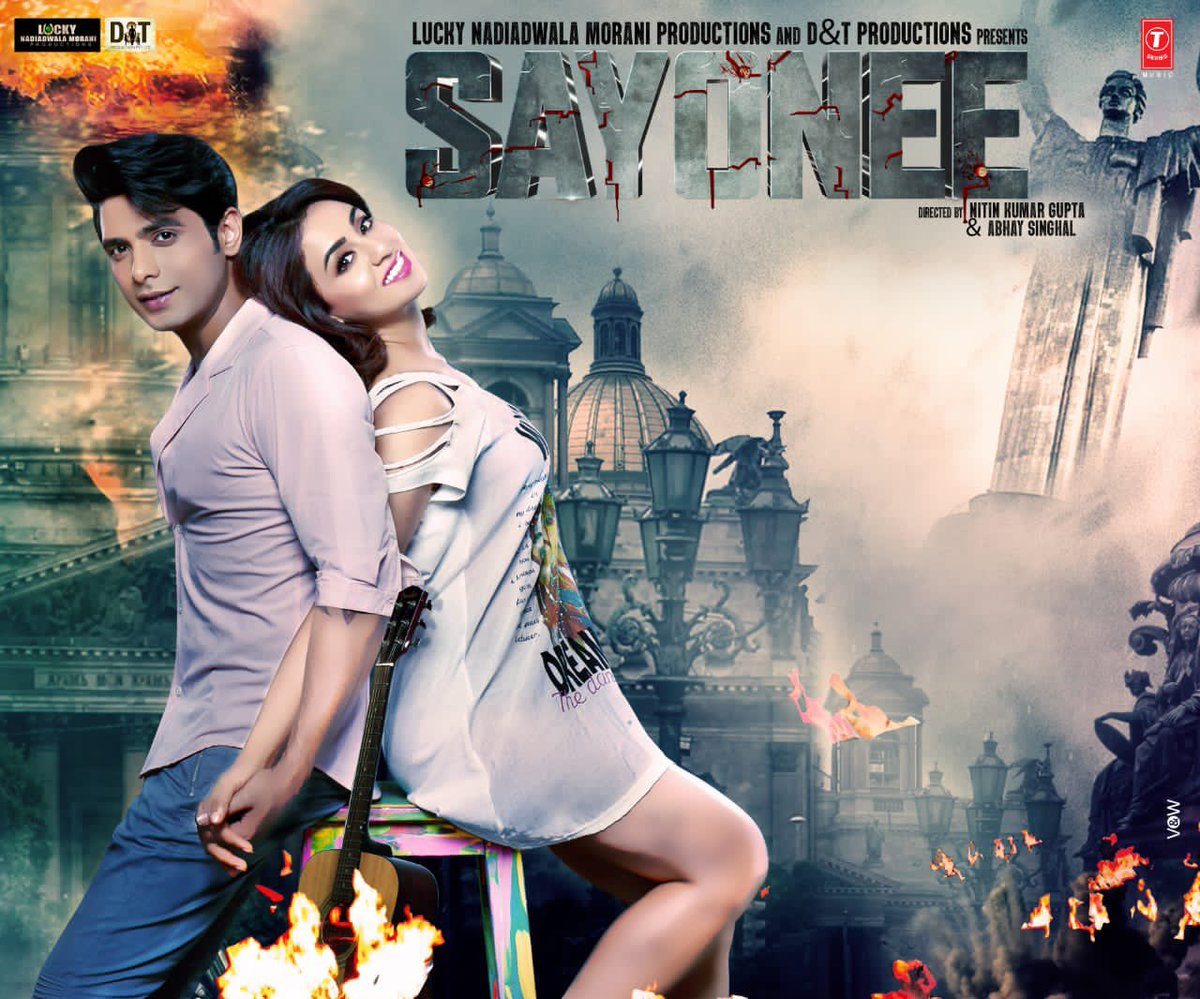 Sayonee (Title Track) By Arijit Singh Full Video Song 1080p HDRip 77MB Download