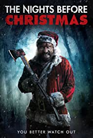Simon Phillips in The Nights Before Christmas (2019)
