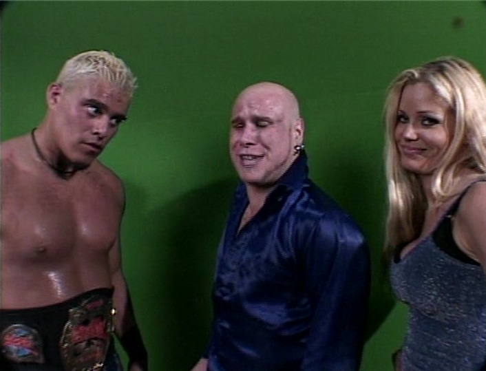 Barrett Moore and Joey Munoz in Xtreme Pro Wrestling (2001)