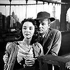 Joseph Cotten and Jennifer Jones in Portrait of Jennie (1948)