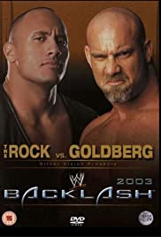 WWE Backlash Poster