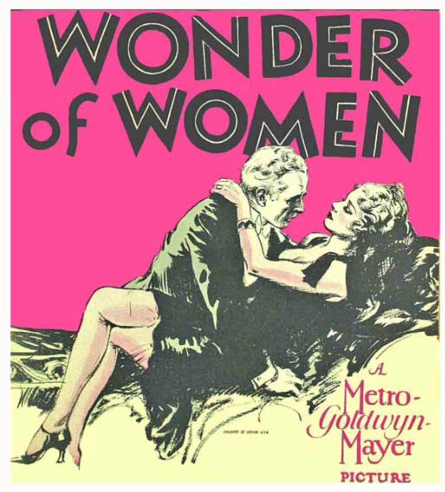 Leila Hyams and Lewis Stone in Wonder of Women (1929)