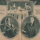 Linda Moglia and Ruggero Ruggeri in La moglie bella (1924)
