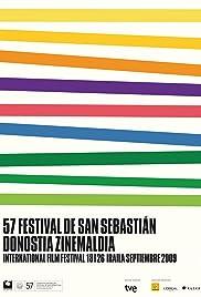 Ceremonia de inauguración - 57º festival internacional de cine de San Sebastián Poster