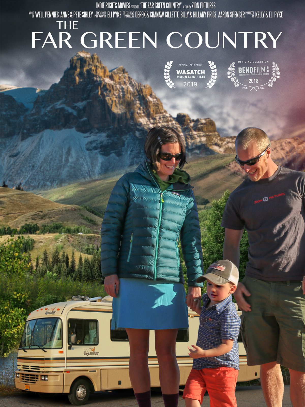 The Far Green Country (2018) - IMDb