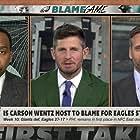 Max Kellerman, Stephen A. Smith, and Dan Orlovsky in ESPN First Take (2007)