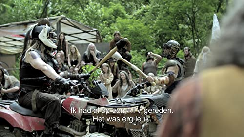 Outsiders: The Pit Fight (Dutch Subtitled)