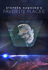 Stephen Hawking's Favorite Places Poster