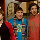 Dean Lennox Kelly, Chris O'Dowd, and Marc Wootton in Frequently Asked Questions About Time Travel (2009)