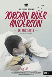 Jordan River Anderson, the Messenger Poster