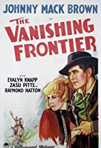 The Vanishing Frontier