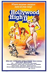 Hollywood High Part II Poster - Movie Forum, Cast, Reviews