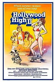 Hollywood High Part II (1984) film en francais gratuit
